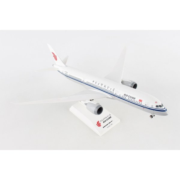 SkyMarks B787-9 Dreamliner Air China 1:200 Gear+stand