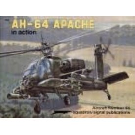 Squadron AH64 Apache: In Action #95 softcover**O/P**++SALE++