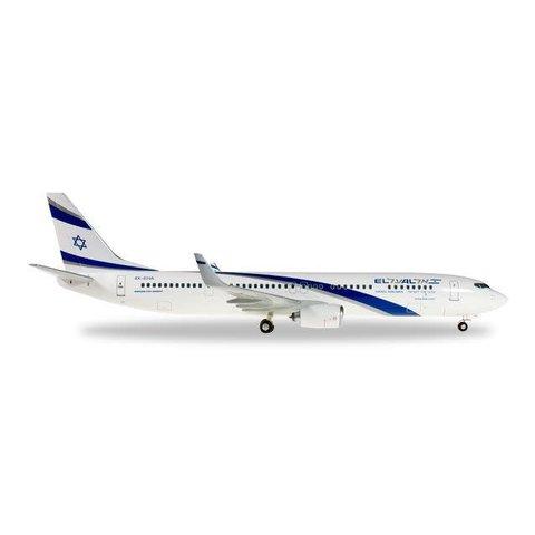 El Al B737-900ER 1:200 (NSI)