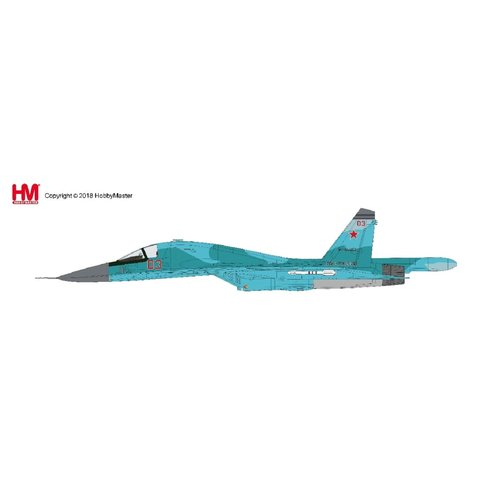Su34 Fullback RED 03 Russian AF Syria 2015 1:72**o/p**