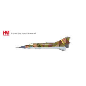 Hobby Master MIG-23MLD 2nd Sqn.BLUE07 Soviet AF 1990 1:72