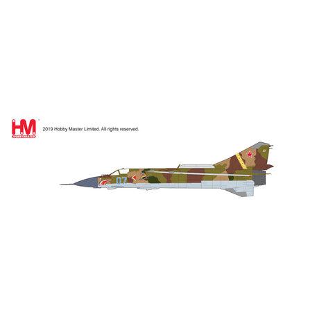 MIG-23MLD 2nd Sqn.BLUE07 Soviet AF 1990 1:72