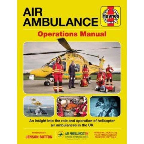 Air Ambulance Manual Operations Manual (UK) HC
