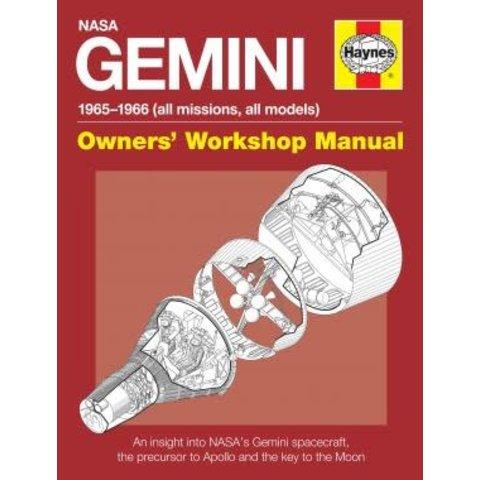 NASA Gemini: Owner's Workshop Manual HC