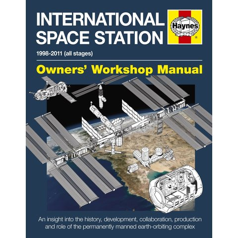 International Space Station: Owner's Workshop HC