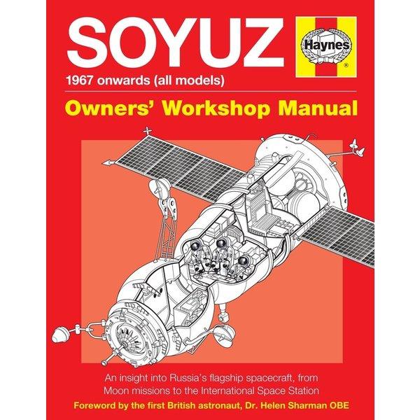 Haynes Publishing Soyuz: Owner's Workshop Manual hardcover