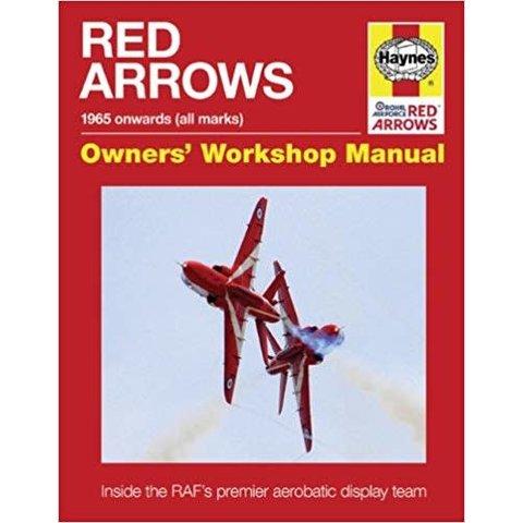 Red Arrows: Owner's Workshop Manual HC