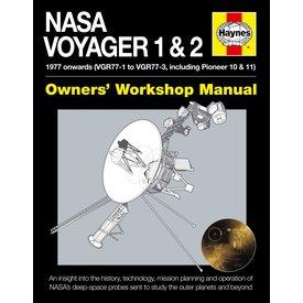 Haynes Publishing NASA Voyager 1 & 2: Owner's Workshop Manual HC