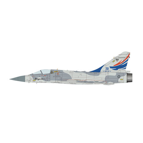 Mirage 2000-5F 20 Years of Operation ROCAF 1:72