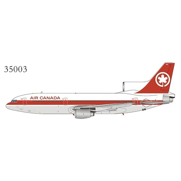 NG Models L1011-500 Air Canada Old c/s C-GAGK 654 1:400