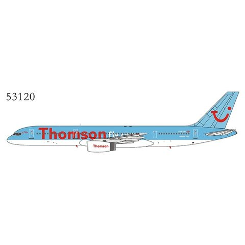 B757-200 Thomsonfly (tui) G-BYAI 1:400
