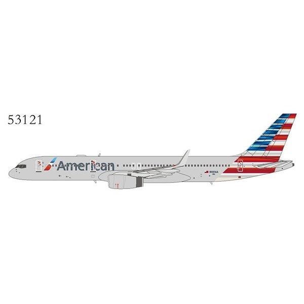 NG Models B757-200W American 2013 livery N691AA 1:400