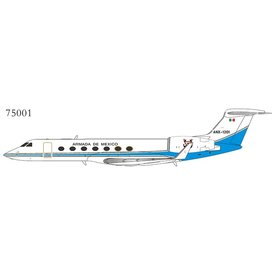 NG Models Gulfstream G550 Armada de Mexico ANX-1201 1:200