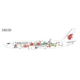 NG Models B737-800W Air China Expo 2019 livery B-5425 1:400