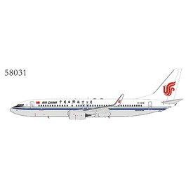 NG Models B737-800W Air China B-1219 1:400