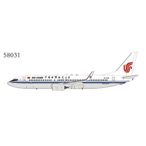 B737-800W Air China B-1219 1:400