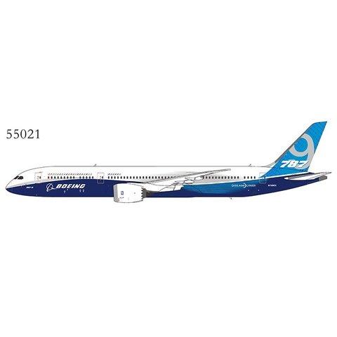 B787-9 Dreamliner Boeing House N789EX 1:400