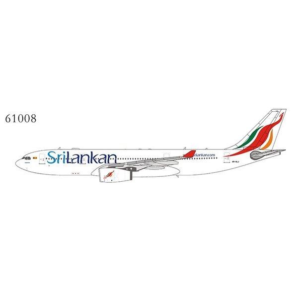 NG Models A330-200 Sri Lankan Airlines 4R-ALJ 1:400