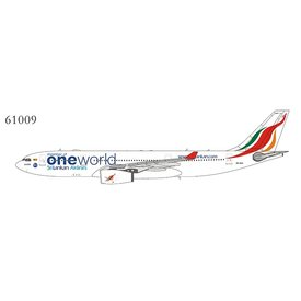 NG Models A330-200 SriLankan Airlines One World 4R-ALH 1:400