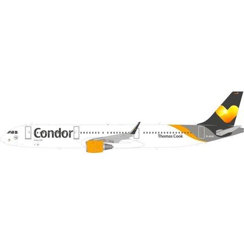 Airbus A321S Condor D-AIAI sharklets 1:200