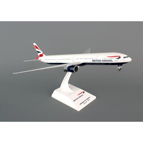 SkyMarks B777-300ER British Airways 1:200 G-STBC
