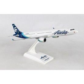 SkyMarks Alaska A321neo Alaska Airlines N921VA 1:150