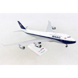 SkyMarks B747-400 BOAC Retro 100 Year Livery 1:200