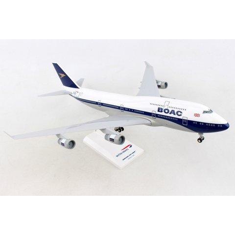 B747-400 BOAC Retro 100 Year Livery 1:200