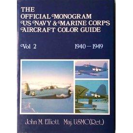 Monogram Official Monogram US Navy Color Gd.Vol.2 HC