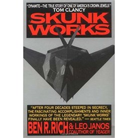 Back Bay Books Skunk Works softcover