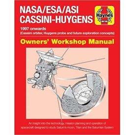Haynes Publishing NASA/ESA/ASI Cassini-Huygens: Owner's HC