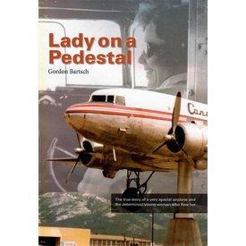 epix Design Lady on a Pedestal: True Story DC3 hardcover
