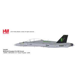 Hobby Master FA18D Hornet VMFA(AW)121 Green Knights 1:72
