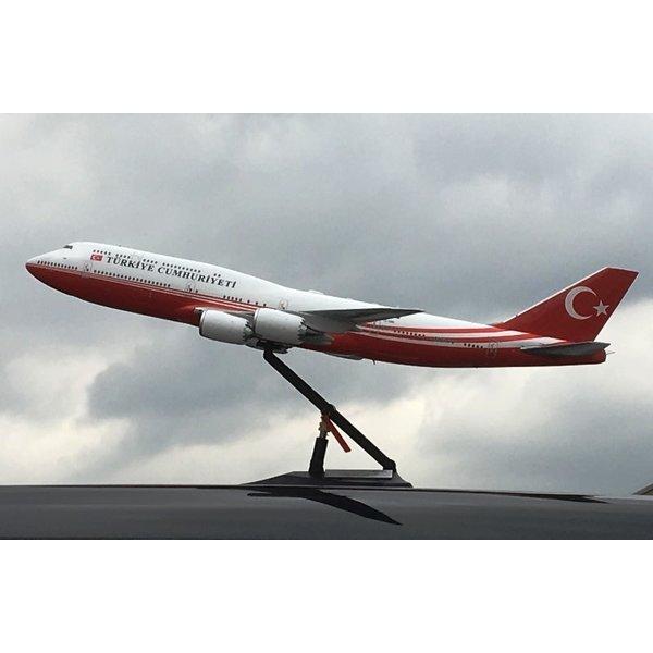 JC Wings B747-8I Republic of Turkey TC-TRK 1:200