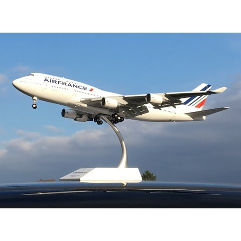 B747-400 Air France Final Flight F-GITJ 1:200