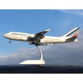 JC Wings B747-400 Air France Final Flight F-GITJ 1:200 flaps