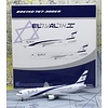B767-300ER El Al 4X-EAJ 1:400 with antennae