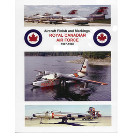 RCAF Aircraft Finish & Markings: Volume 1 SC