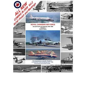 RCAF Aircraft Finish & Markings: Volume 2 SC