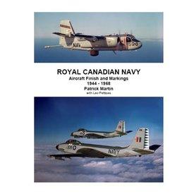 VALON Royal Canadian Navy: Aircraft Finish & Markings SC