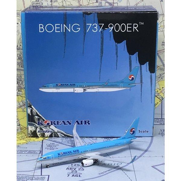 Phoenix B737-900W Korean Air HL8221 1:400