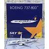 B737-800W Skymark B.League JA73NY 1:400