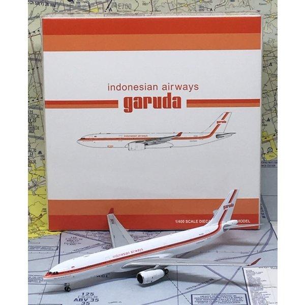 JC Wings A330-300 Garuda Indonesia Retro PK-GHD 1:400