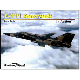 Squadron F111 Aardvark: In Action #265 softcover
