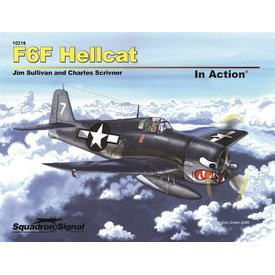 Squadron F6F Hellcat: In Action #216 Softcover