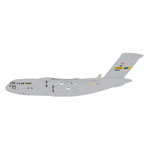 Gemini Jets C17A Globemaster III USAF Charleston AFB 1:200