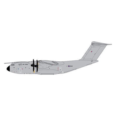 A400M Atlas C1 Royal Air Force ZM401 1:400