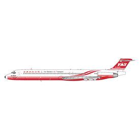 Gemini Jets MD80 Far Eastern Air Transport FAT B-28025 1:400