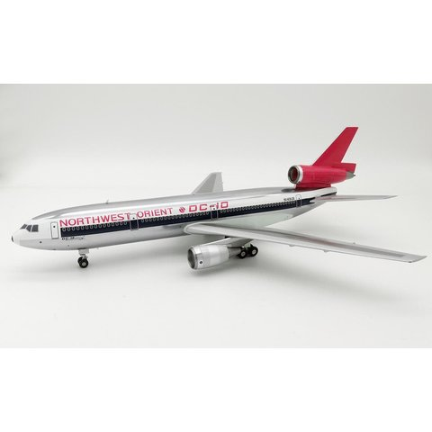 DC10-40 Northwest Orient N143US 1:200 with Stand