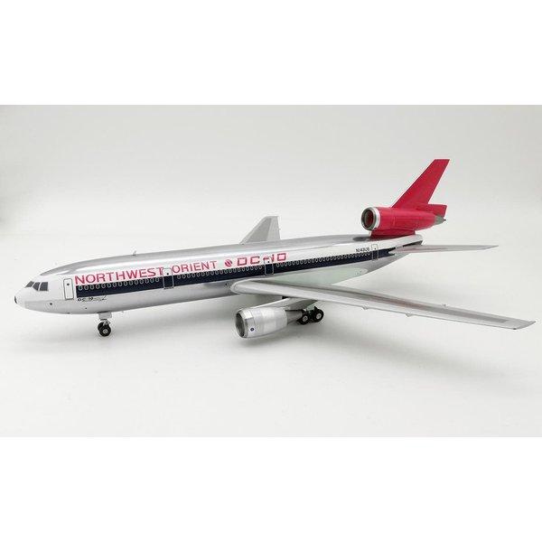 JFOX DC10-40 Northwest Orient N143US 1:200 with Stand